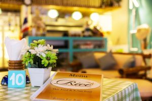 Photo Restaurant Menu