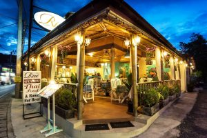 Photo Thai Restaurant Outside Different View