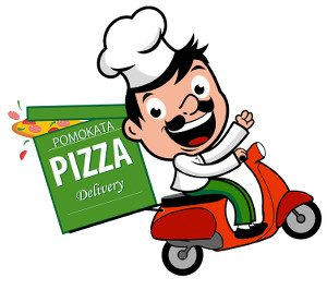 POMOKATA Pizza and Thai Food Delivery