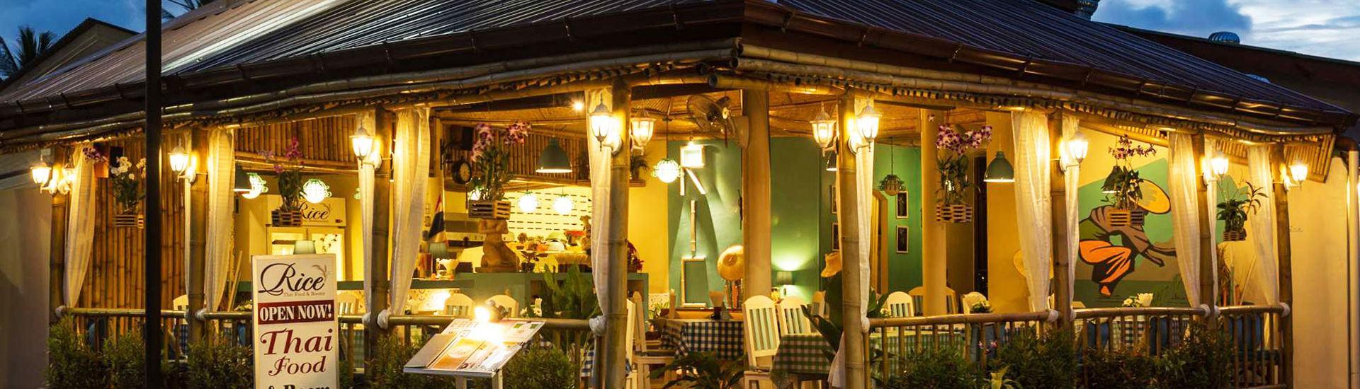 Thai Restaurant View Kata Beach